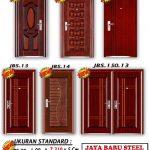 New Desain Pintu Baja - JBS DOOR