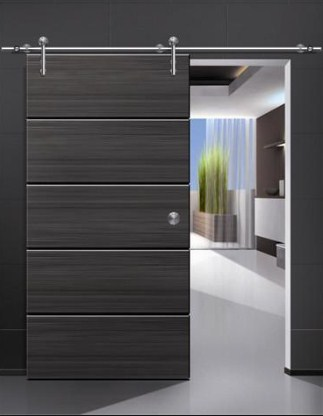 Model Pintu Satu Daun Geser Pintu RUmah Minimalis