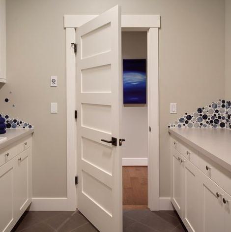 Pintu Rumah Minimalis Dari Kayu