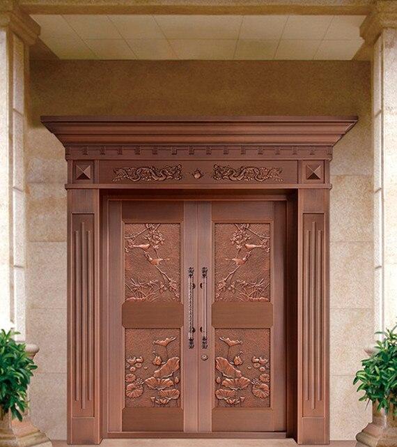 Pintu Masuk Retro Rumah Minimalis
